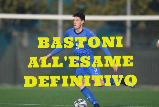Sassuolo Inter Bastoni Conte