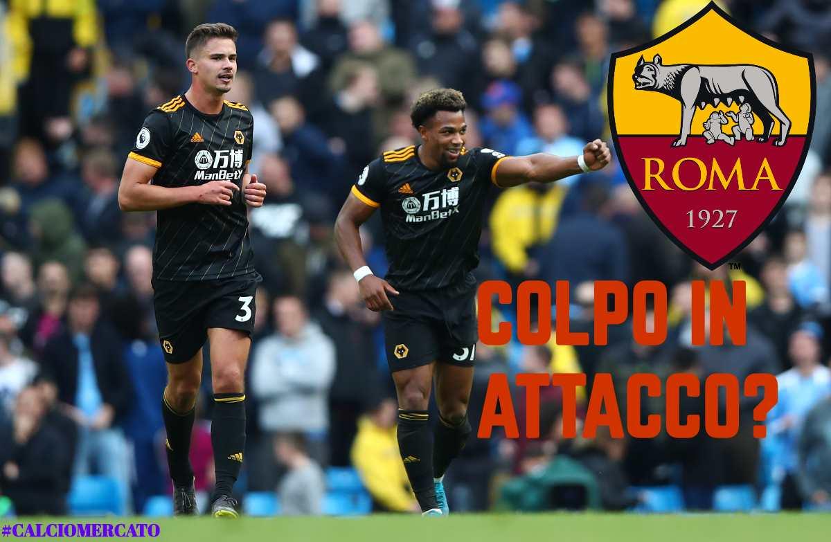 Calciomercato Roma Traore