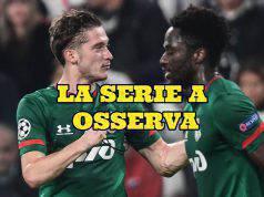 Aleksey Miranchuk Lokomotiv Mosca Juventus Napoli