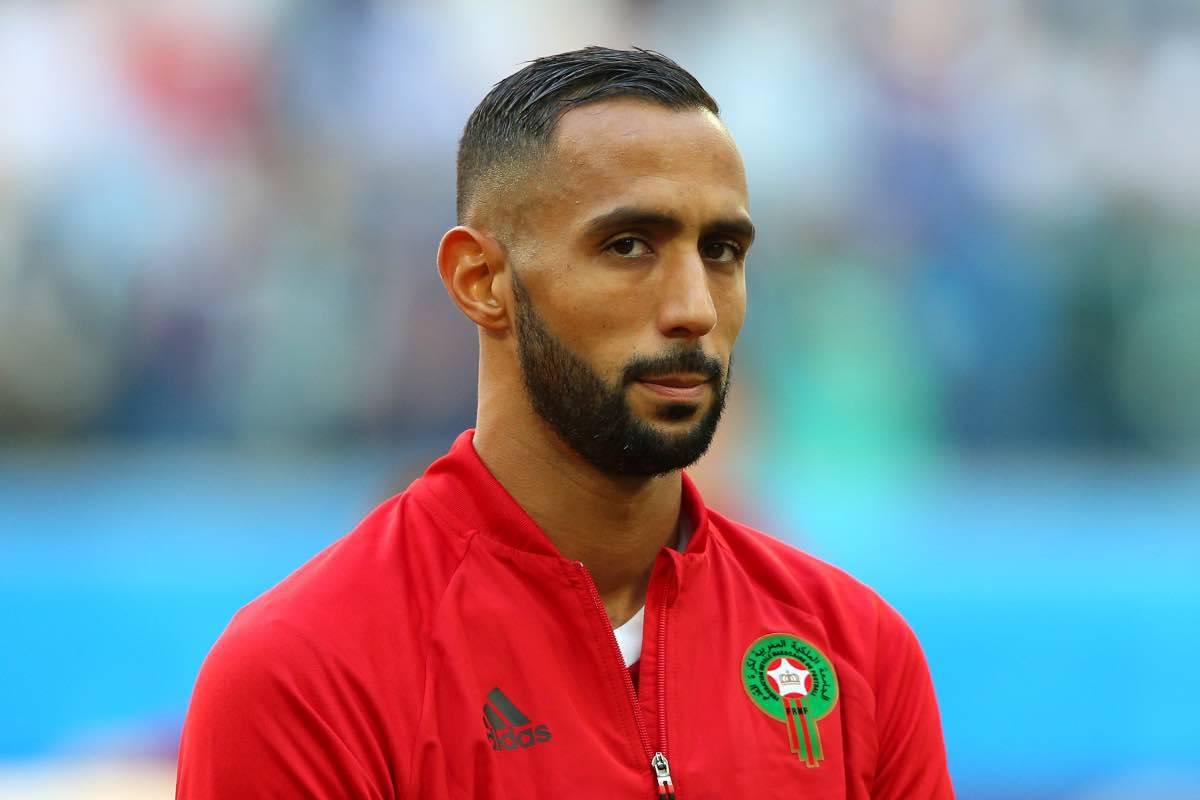 Benatia Nazionale Marocco Roma
