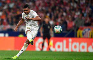 Casemiro Inter Real Madrid