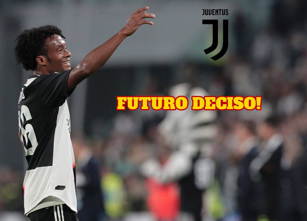 Juventus, Cuadrado rinnova