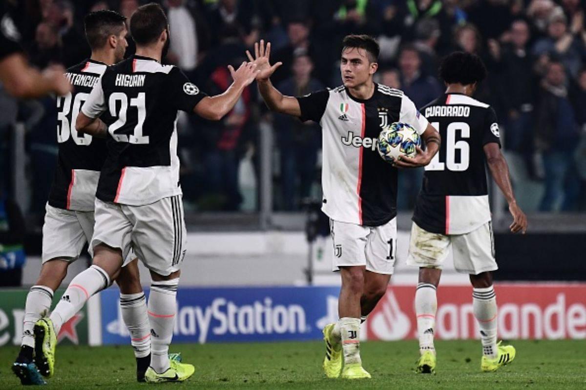 Gonzalo Higuain Paulo Dybala Juventus (Getty Images)