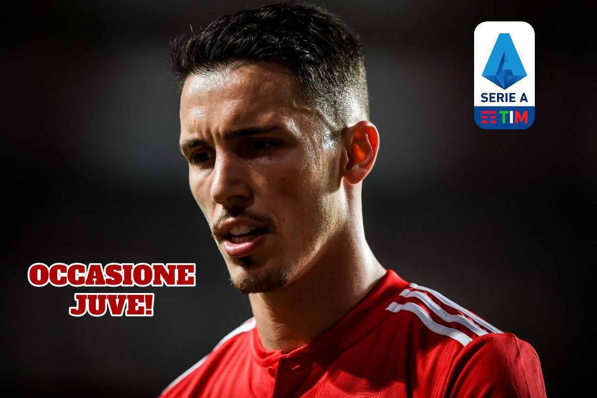Grimald occasione per la Juventus