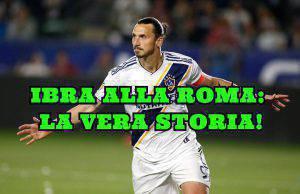 Ibrahimovic alla Roma, la storia di Mido
