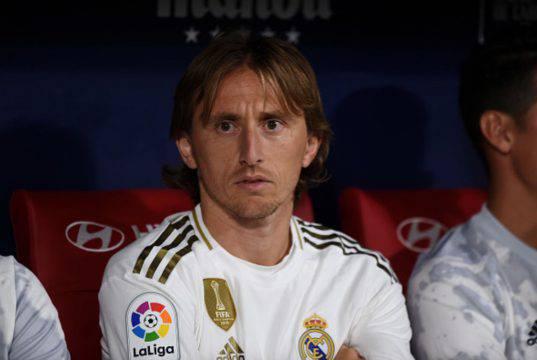 Luka Modric (Getty Images)