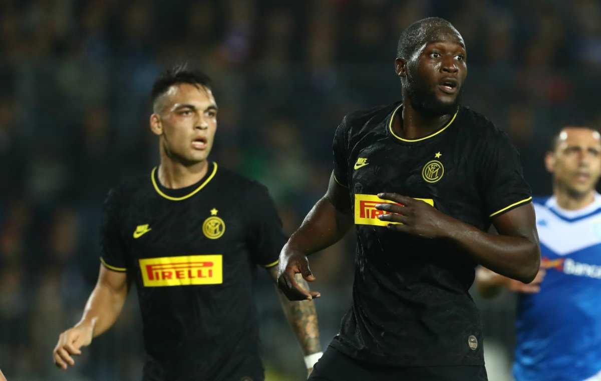 Inter Ben Yedder Lukaku Lautaro