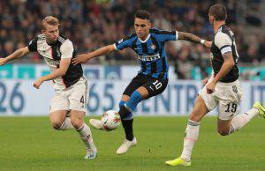 Matthijs de Ligt Lautaro Martinez (Getty Images)
