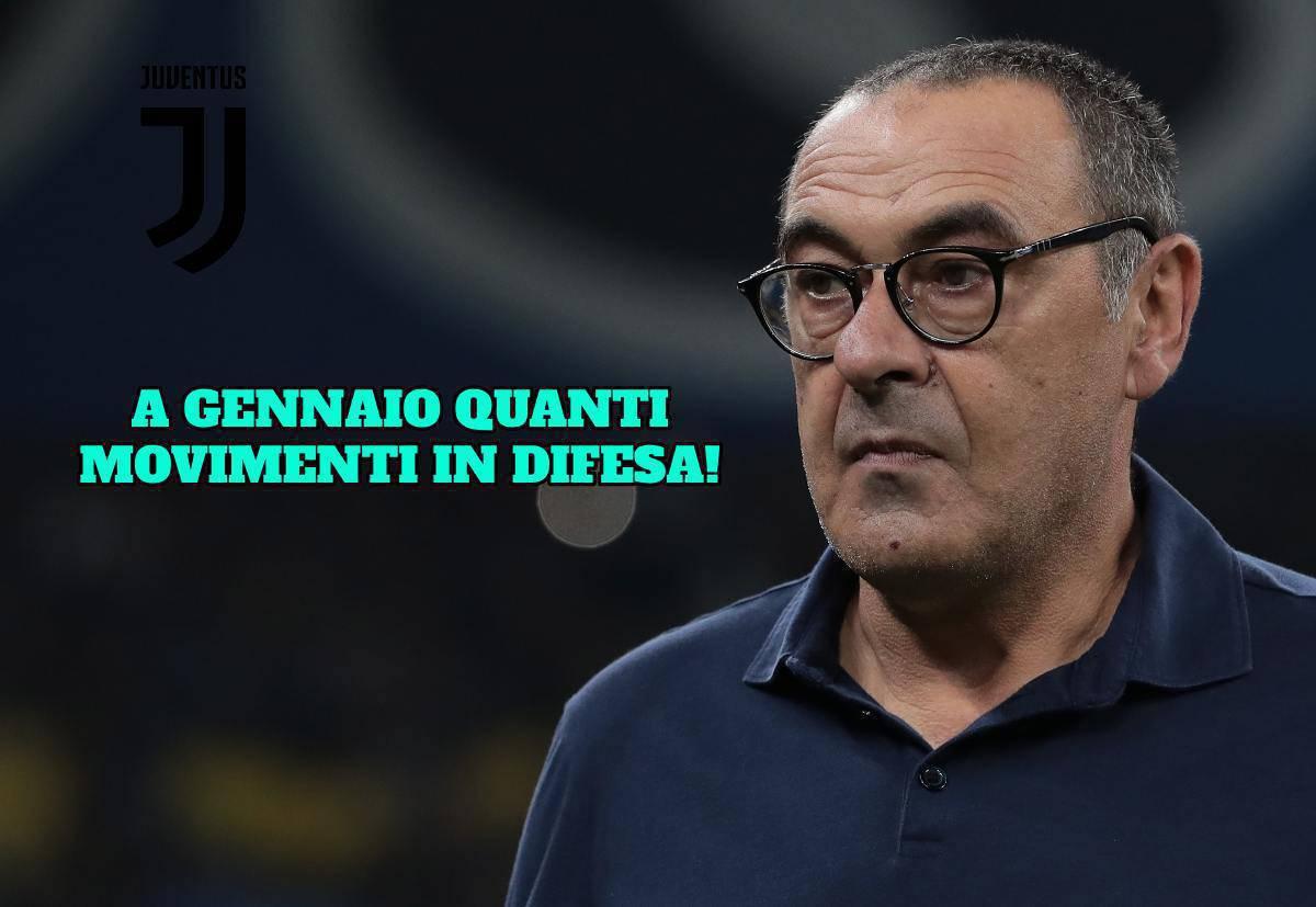 Juventus, i movimenti in difesa: da Boateng a Demiral