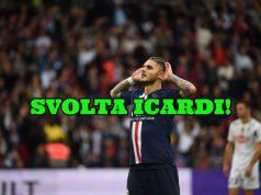 Mauro Icardi PSG Inter