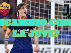 Calciomercato Roma Zaniolo Juventus