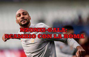 Roma, scambio col Galatasaray