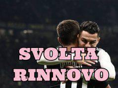 Juventus Dybala, svolta rinnovo