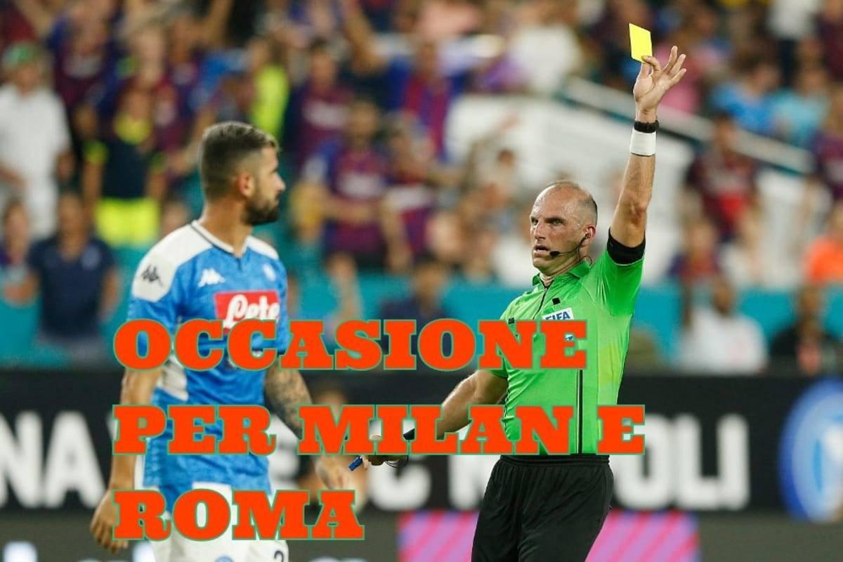 Hysaj occasione per Milan e Roma