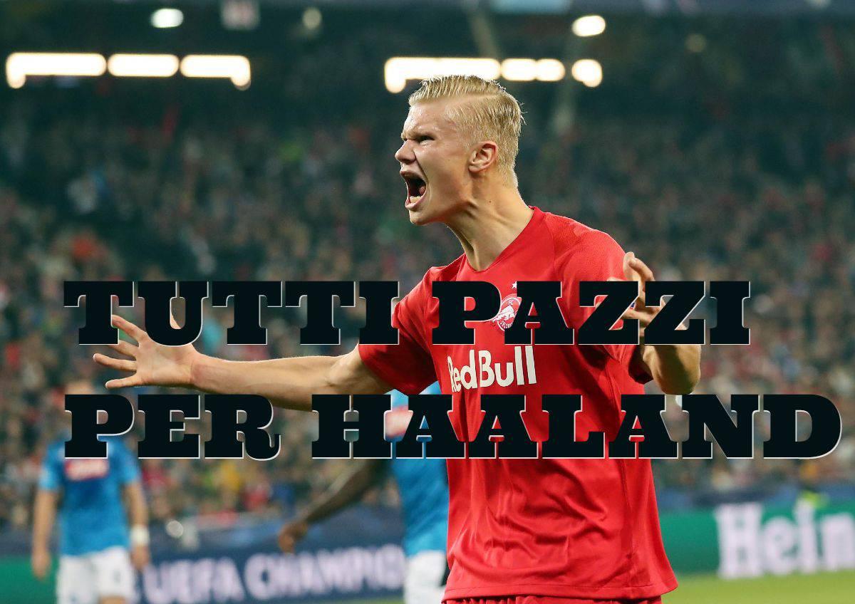 Haaland Juventus