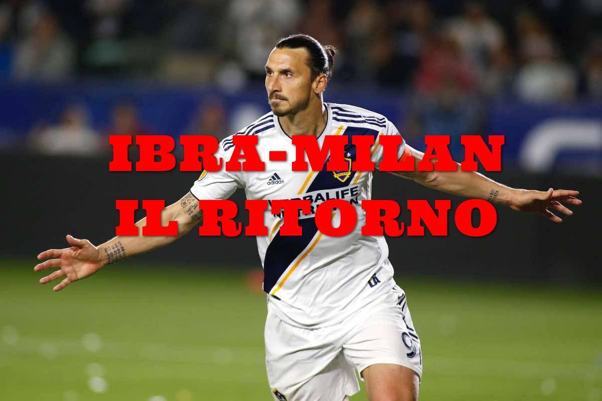 Calciomercato Milan Ibrahimovic Vinicius Junior Osimhen