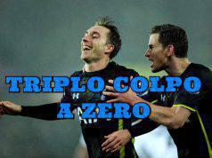 Calciomercato Inter Vertonghen Eriksen Mertens