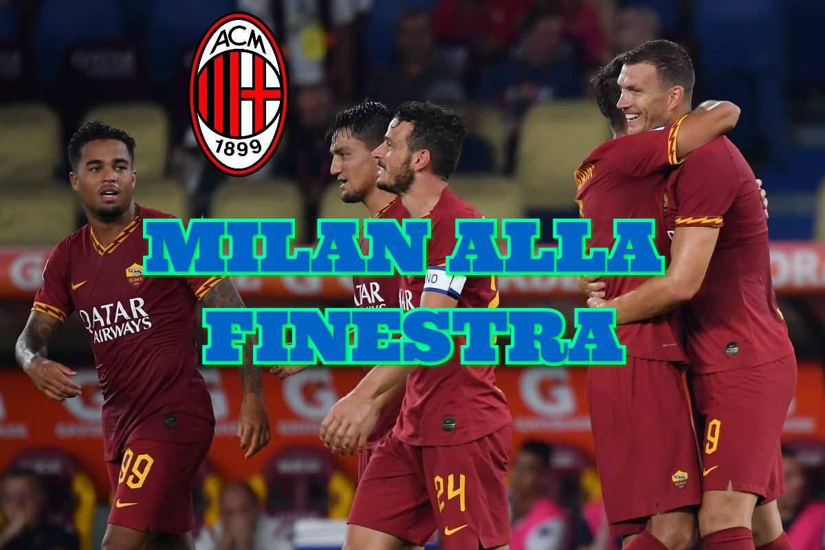 Calciomercato Roma Florenzi Milan
