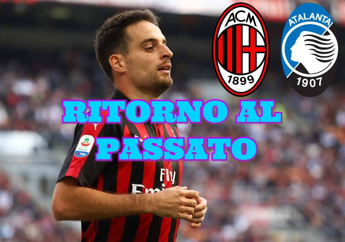 Calciomercato Milan Bonaventura Atalanta