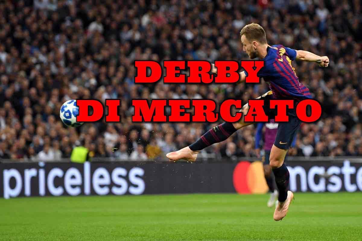 Calciomercato Milan Inter Rakitic Matic