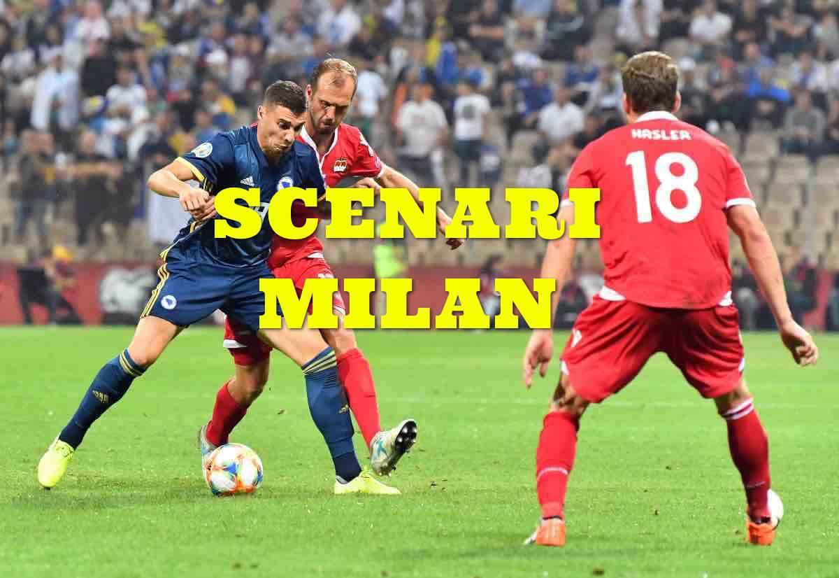 calciomercato Milan Krunic Elneny Dier Matic