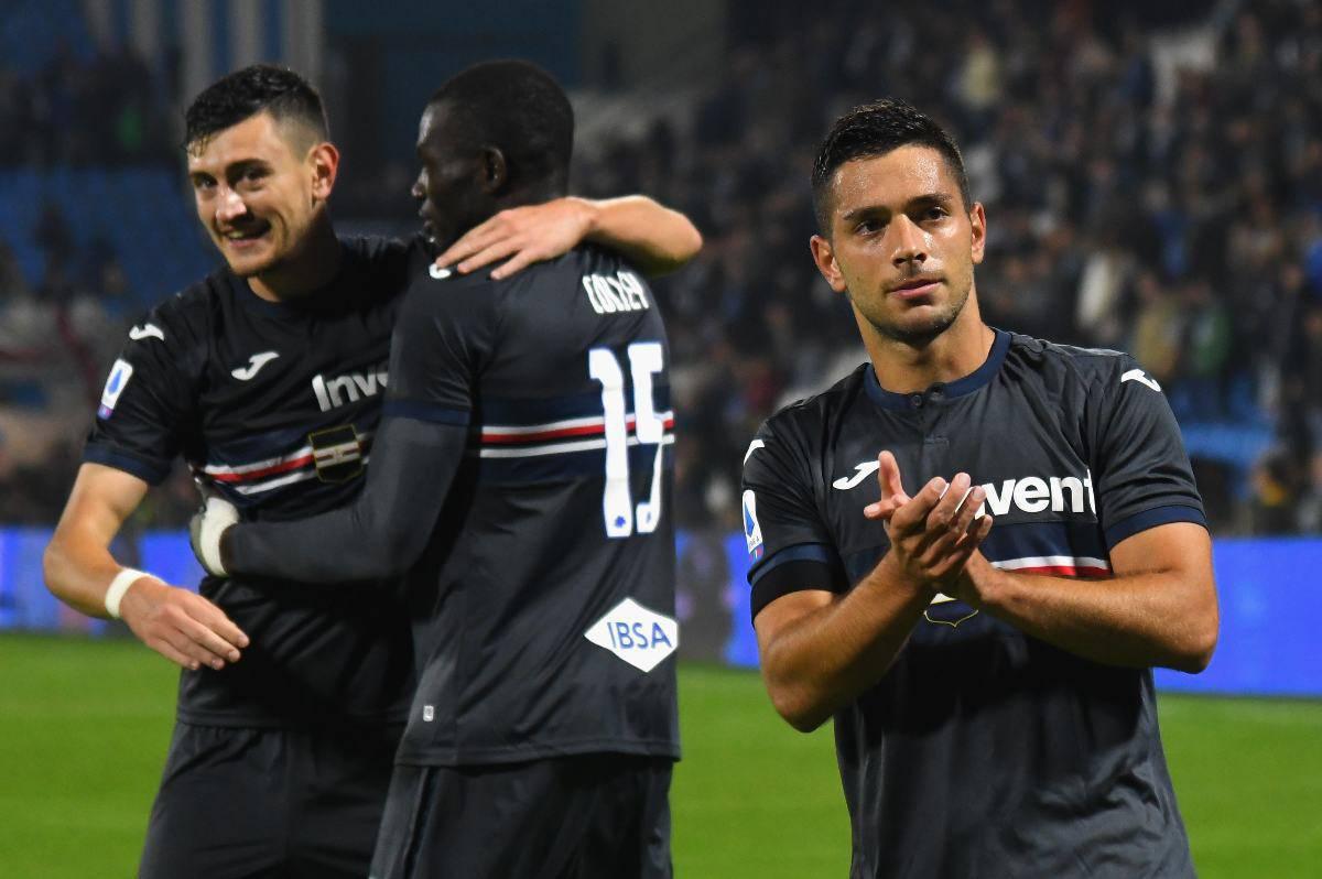 Highlights Spal Sampdoria Caprari