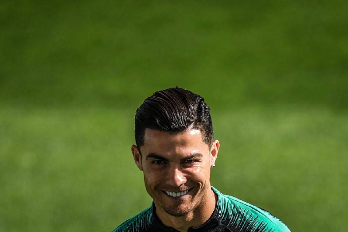 Cristiano Ronaldo Portogallo (Getty Images)