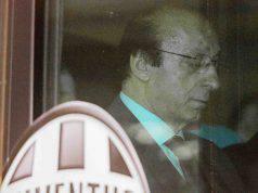 Juventus Moggi caso Ronaldo Sarri