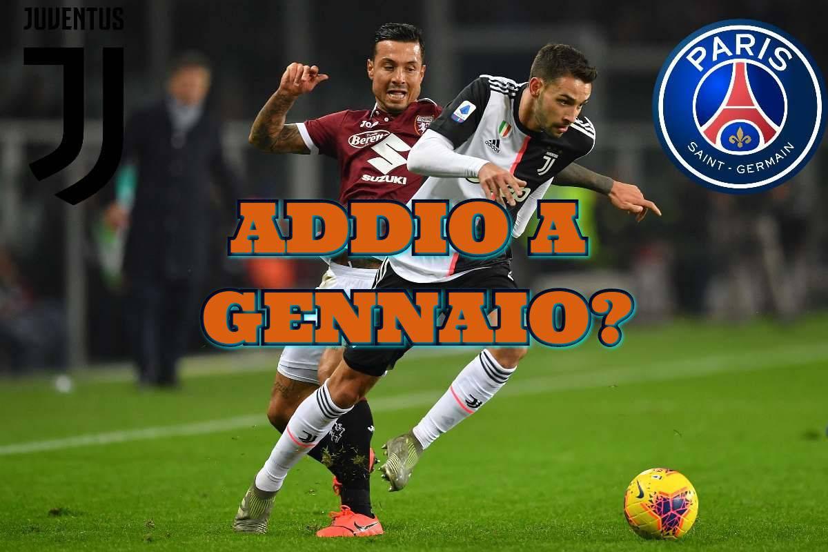 Calciomercato Juventus De Sciglio Marcelo