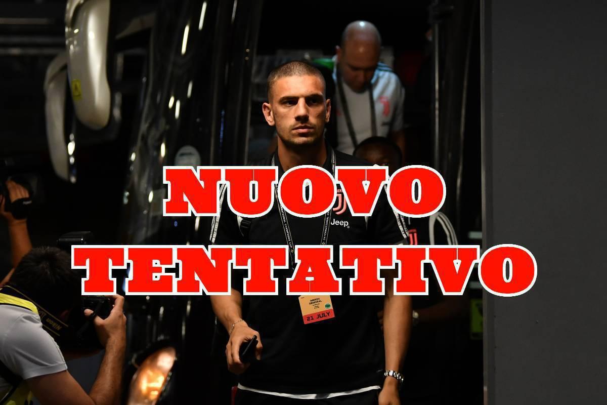 Demiral Juventus Fiorentina