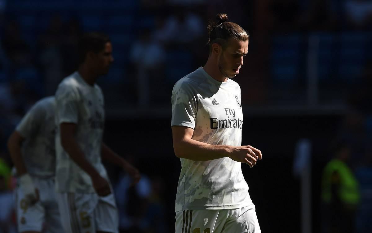 Gareth Bale Juventus Inter Real Madrid Tottenham