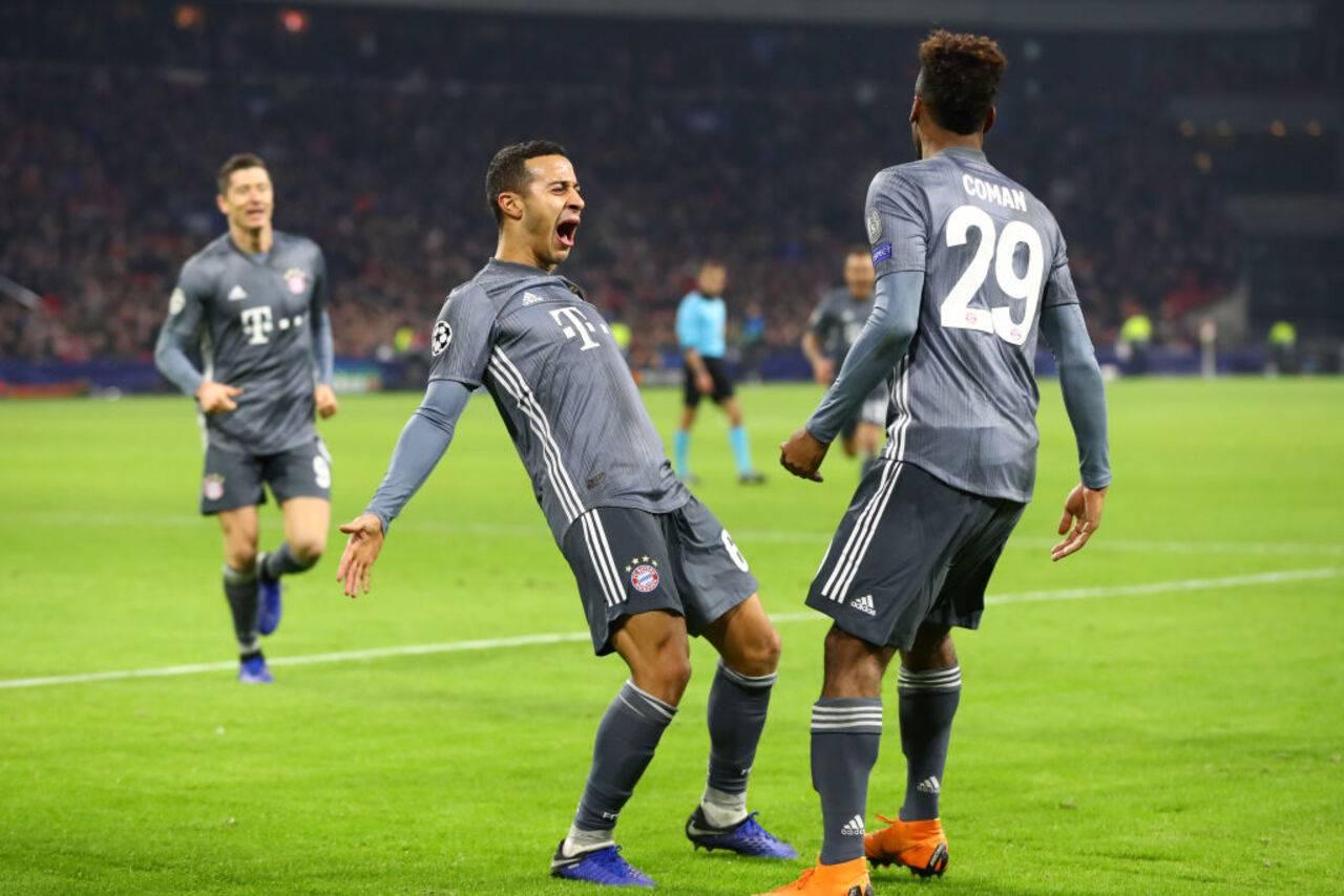 Calciomercato Juventus Inter Thiago Alcantara