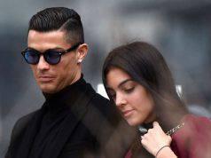 Cristiano Ronaldo e Georgina Rodriguez