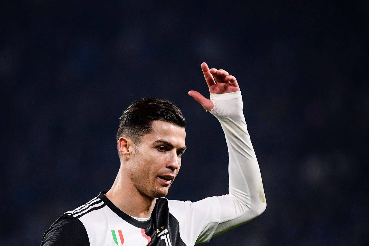 Sarri Cristiano Ronaldo