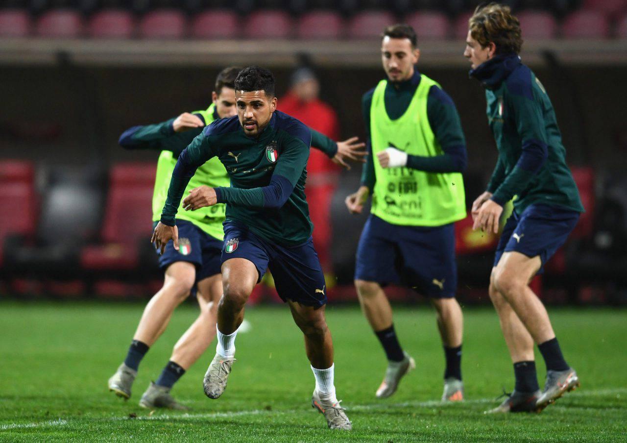 Emerson Palmieri Juve Inter