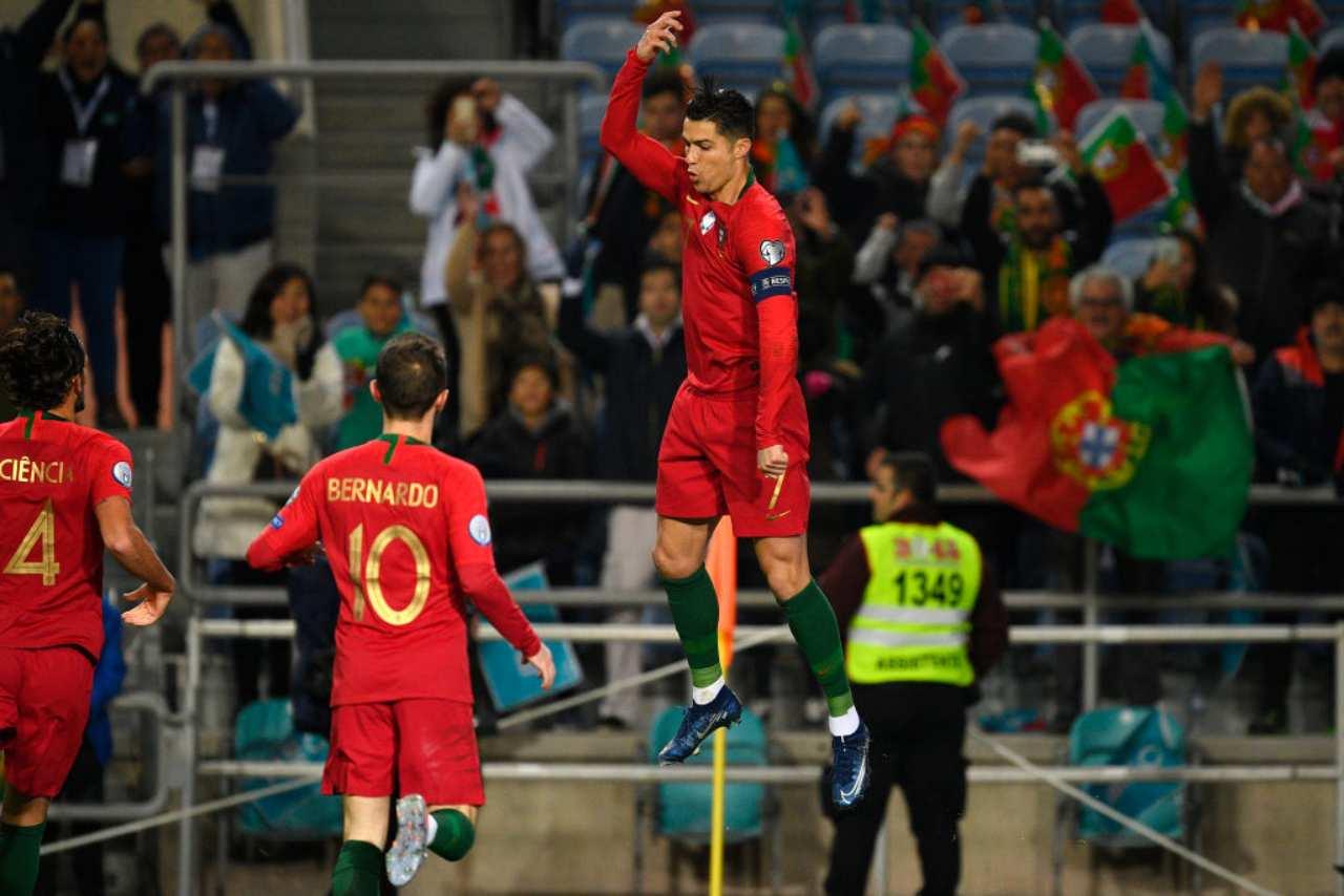 Calciomercato Juventus, Ronaldo-gol e pronta risposta alle critiche