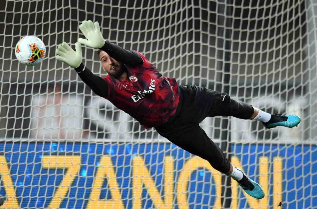 Calciomercato Milan, Donnarumma resta ad una sola condizione