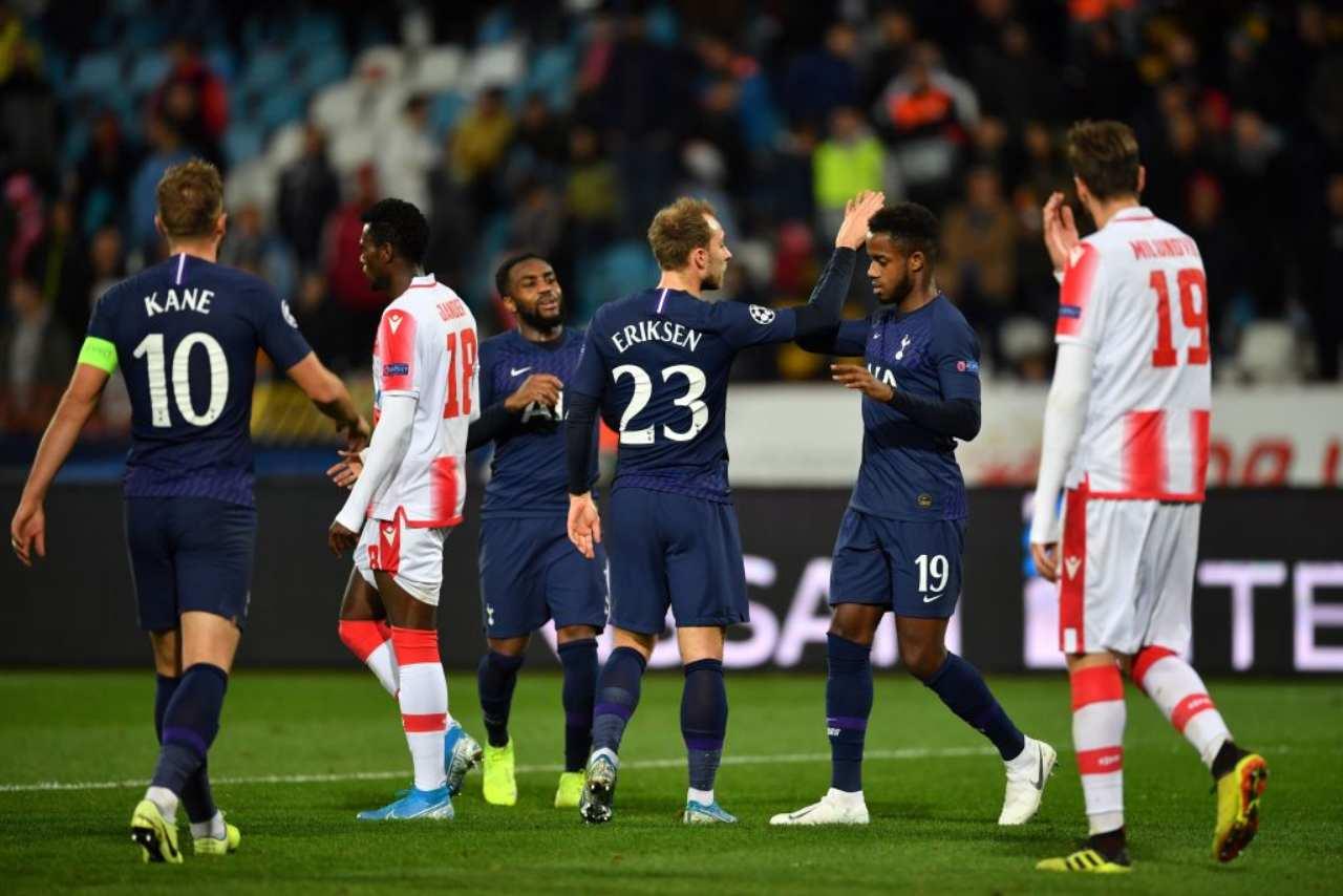 Calciomercato Inter e Juventus, obiettivi dal Tottenham: i nuovi scenari con Mourinho
