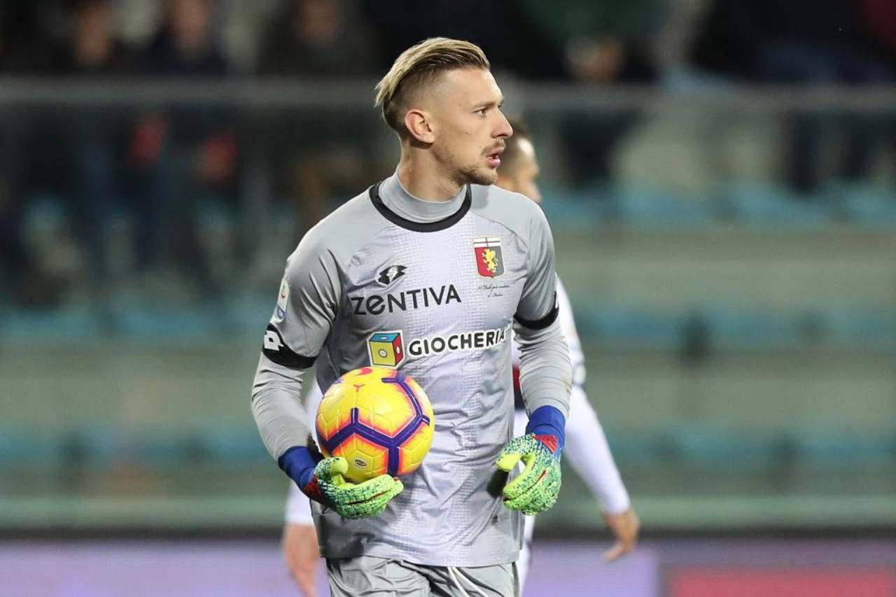 Calciomercato Inter, sfida Radu-Musso per il post Handanovic