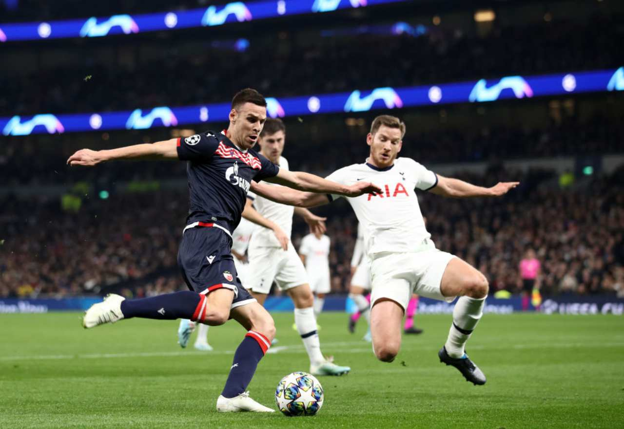 Calciomercato Inter, idea per la difesa: si tratta Vertonghen