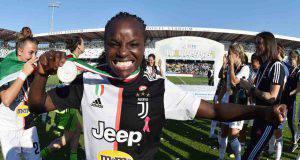 """Eni Aluko lascia la Juve per razzismo: """"La gente giudica senza conoscere"""""""