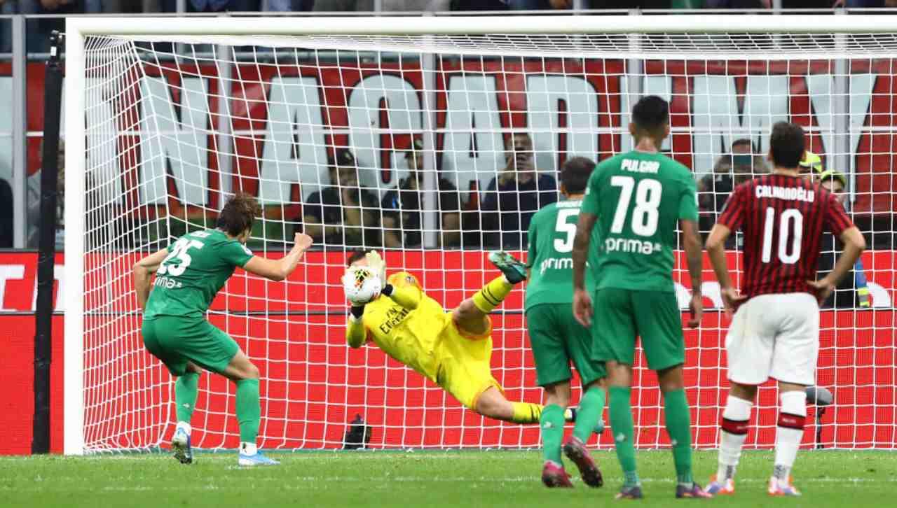 Calciomercato Juventus, parte l'assalto a Donnarumma