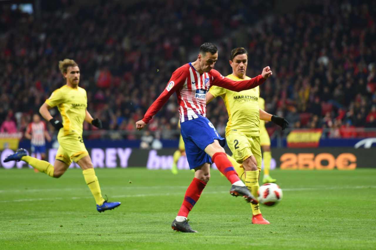 Calciomercato Roma, Kalinic verso il ritorno in Spagna?