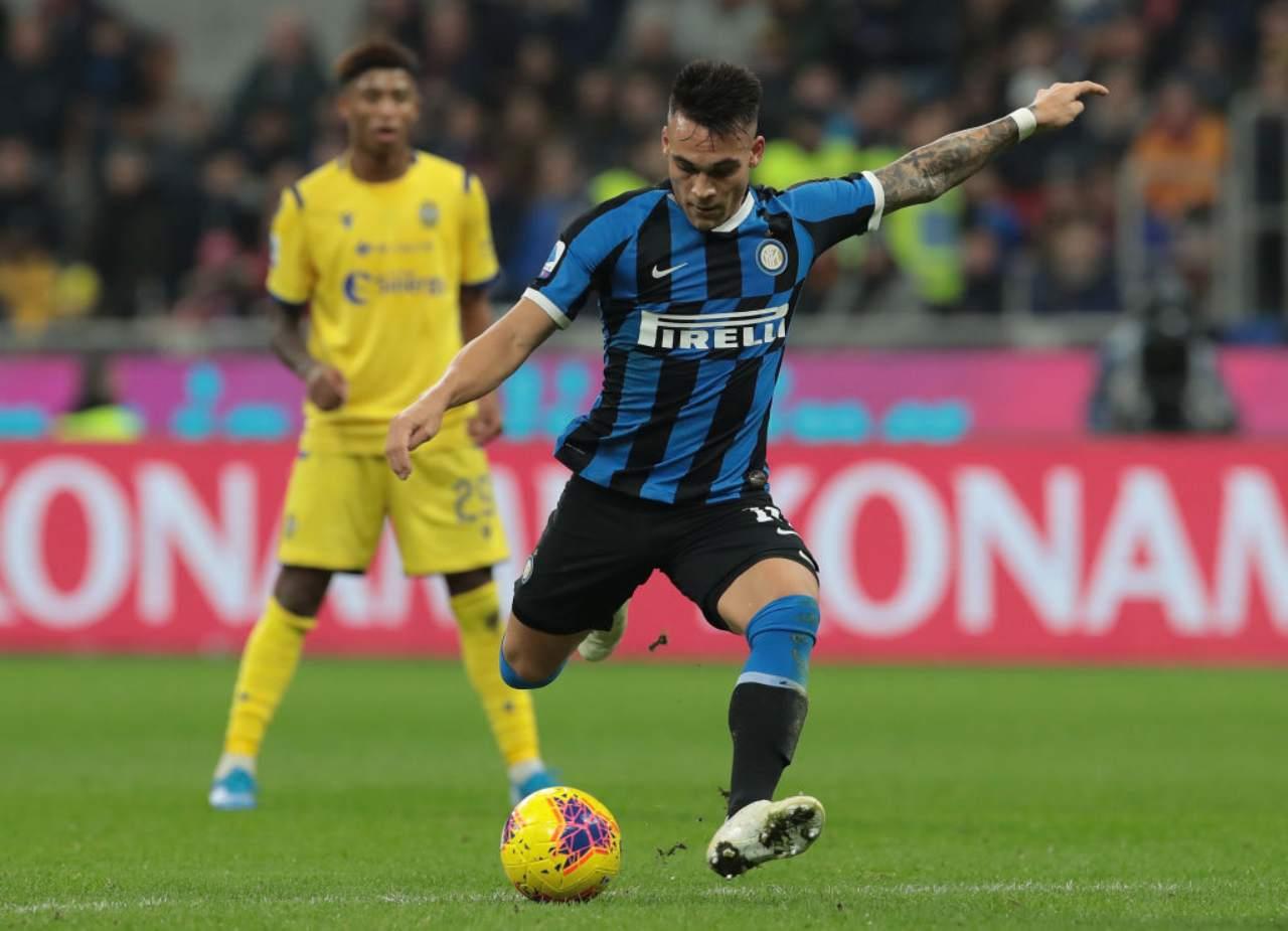 Calciomercato Inter, il Barça pronto a pagare la clausola per Lautaro