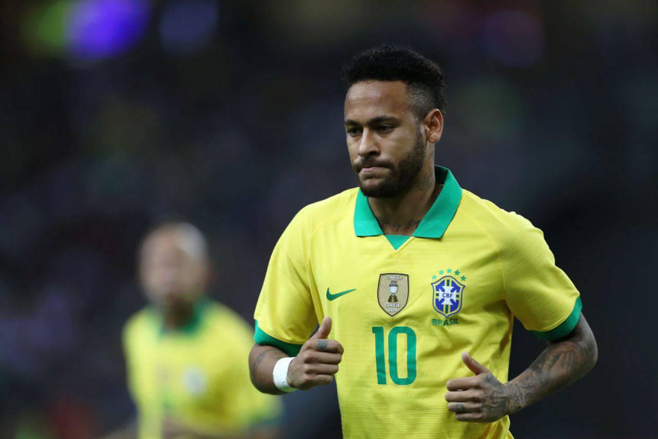 Calciomercato Neymar Barcellona