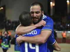 Gonzalo Higuain e Leonardo Bonucci Juventus (Getty Images)