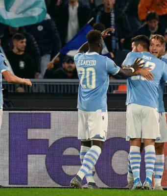 Highlights Lazio-Cluj