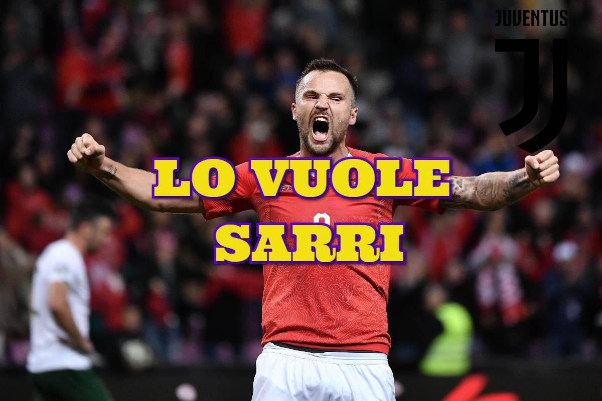 Calciomercato Juventus Seferovic