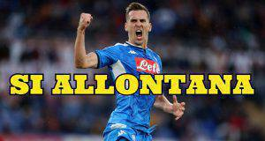 Inter e Roma, cambia lo scenario per Milik