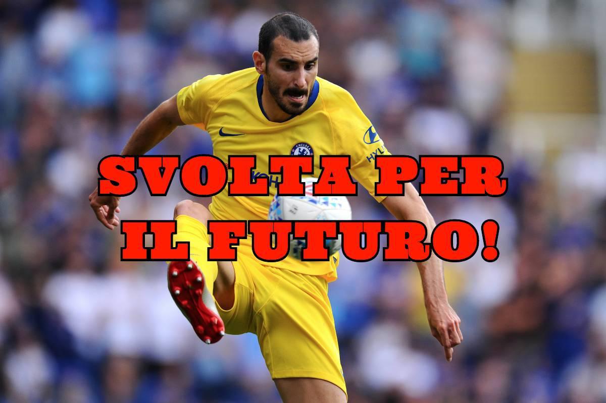 Zappacosta Roma Chelsea